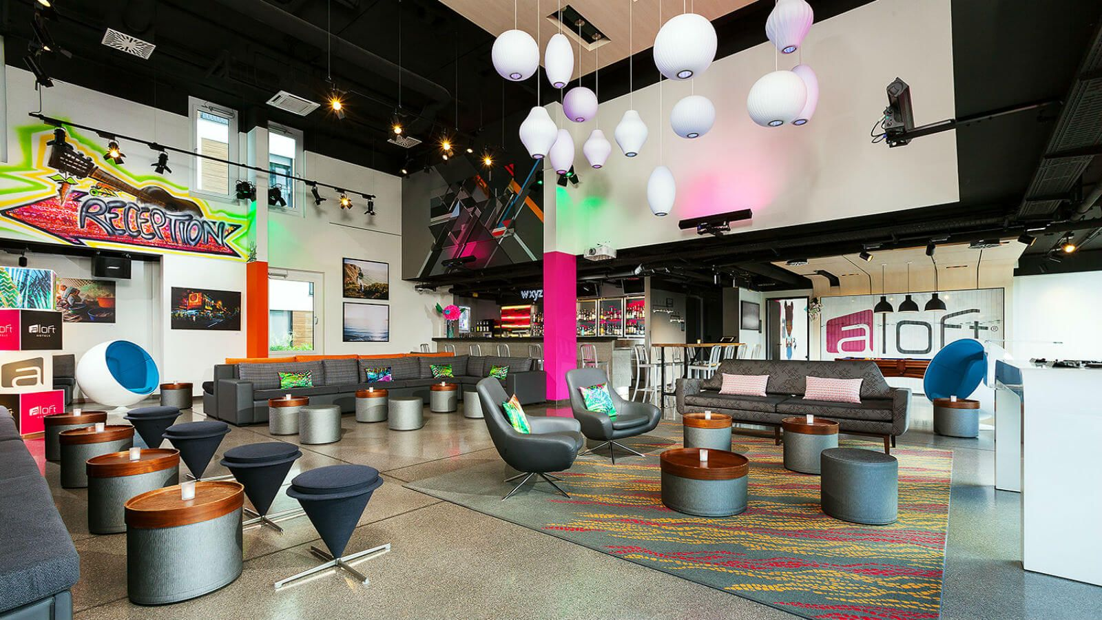 Aloft Hotel Stuttgart Meetings & More